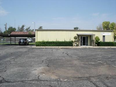 Potter County Commercial For Sale: 1705 8th SW Ave