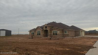 Amarillo Single Family Home For Sale: 9147 Yesterday East Lane