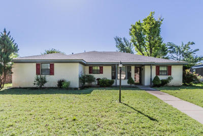 Amarillo Single Family Home For Sale: 7609 Canode Dr