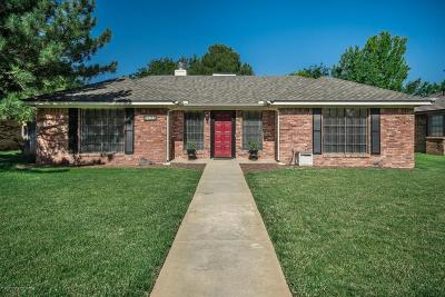 Randall County Single Family Home For Sale: 6422 Euston Dr