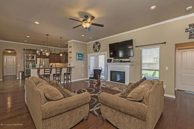 Amarillo Single Family Home For Sale: 8112 Knoxville Dr