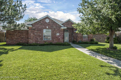 Amarillo Single Family Home For Sale: 7003 Sheldon Rd
