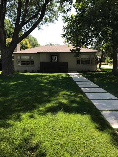 Potter County Single Family Home For Sale: 2619 Ong St