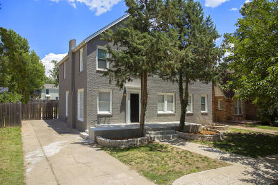 Amarillo Single Family Home For Sale: 2115 Ong St