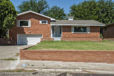 Amarillo Single Family Home For Sale: 127 Parkview Dr