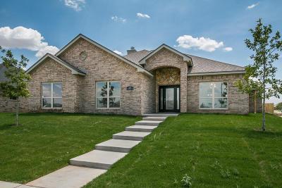 Amarillo Single Family Home For Sale: 3007 Nashville Ave