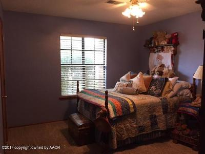 Amarillo Single Family Home For Sale: 7201 Bayswater Rd