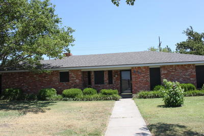 Panhandle Single Family Home For Sale: 612 Pecan