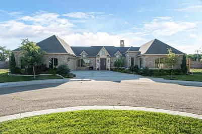 Amarillo Single Family Home For Sale: 14 Kingsridge Pl