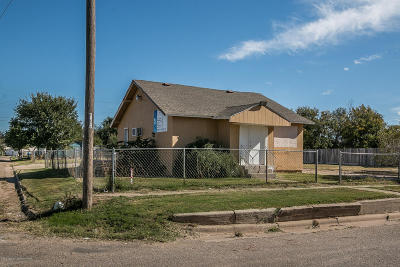 Amarillo Commercial For Sale: 732 Williams N St