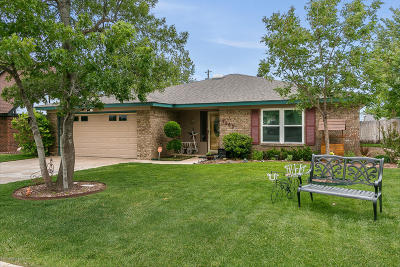 Amarillo Single Family Home For Sale: 7903 Fenley Dr