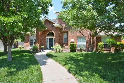 Amarillo Single Family Home For Sale: 6808 Fieldstone Dr