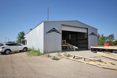 Amarillo Commercial For Sale: 6001 McCormick Rd