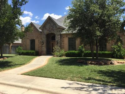 Single Family Home For Sale: 5009 Williamsburg Pl