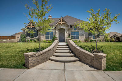 Randall County Single Family Home For Sale: 8300 Kingsgate Dr