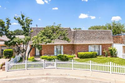 Amarillo Condo/Townhouse For Sale: 6212 Belpree Rd