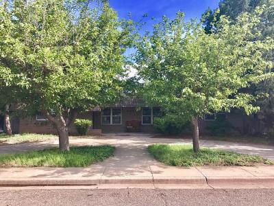 Amarillo Multi Family Home For Sale: 2701 Arcadia Rd