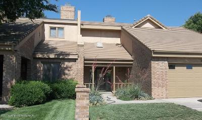 Amarillo Condo/Townhouse For Sale: 3100 Amberwood Ln