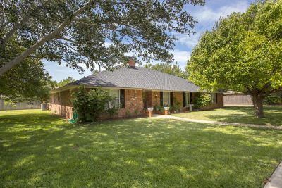 Randall County Single Family Home For Sale: 6309 Stoneham Dr