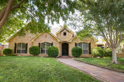 Amarillo Single Family Home For Sale: 6600 Sumac Pl