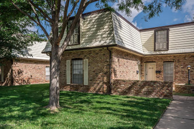 Amarillo Condo/Townhouse For Sale: 3214 Villa Pl