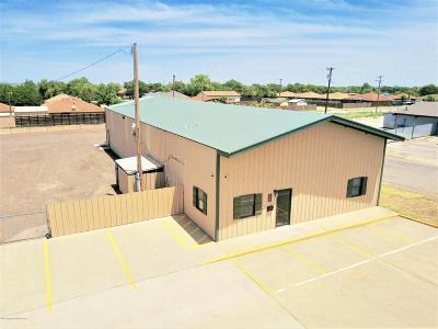 Potter County Commercial For Sale: 3700 Amarillo W Blvd