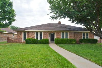 Randall County Single Family Home For Sale: 6419 Hinsdale Dr