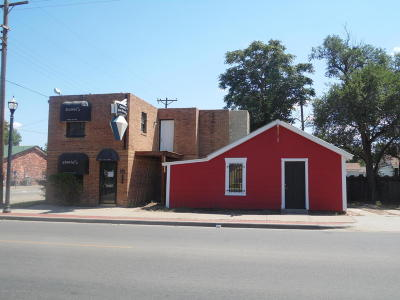 Amarillo Commercial For Sale: 3713 6th SW Ave