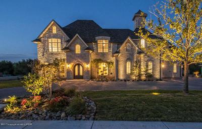 Amarillo Single Family Home For Sale: 3502 Golden Chestnut Ln