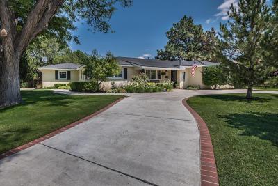 Amarillo Single Family Home For Sale: 2401 Crockett St