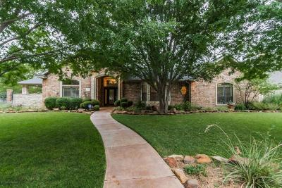 Randall County Single Family Home For Sale: 7310 Springwood Dr
