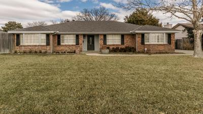 Amarillo Single Family Home For Sale: 3811 Danbury Dr