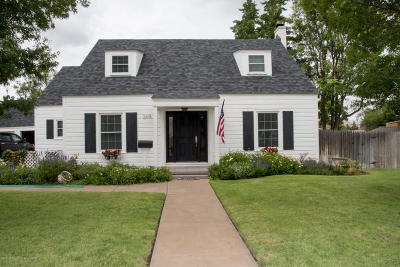 Canyon Single Family Home For Sale: 2615 4th Ave