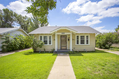 Amarillo Single Family Home For Sale: 4241 13th SW Ave