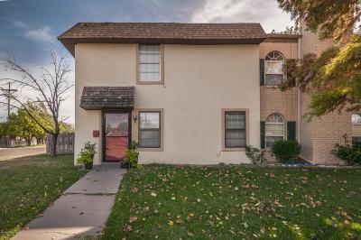 Amarillo Condo/Townhouse For Sale: 3101 28th SW Ave