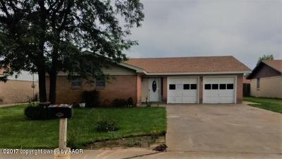 Hereford Single Family Home For Sale: 231 Elm