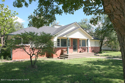 Tulia Single Family Home For Sale: 304 Maxwell N Ave
