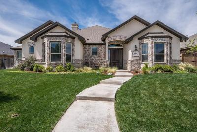 Randall County Single Family Home For Sale: 6304 Parkwood Pl