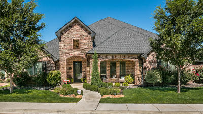 Amarillo Single Family Home For Sale: 4 Baltusrol Dr