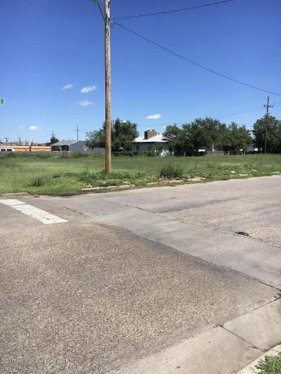 Amarillo Residential Lots & Land For Sale: 6037 Amarillo W Blvd
