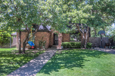 Amarillo Single Family Home For Sale: 2212 Lipscomb S St