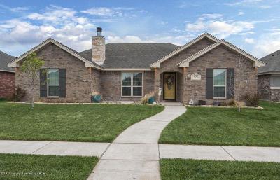 Amarillo Single Family Home For Sale: 7304 Jacksonhole Dr