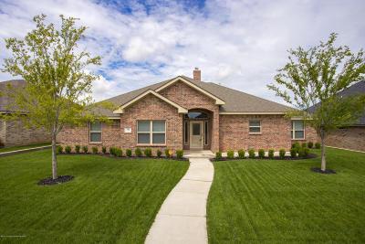 Amarillo Single Family Home For Sale: 7502 Jacksonhole Dr