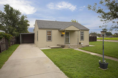 Amarillo Single Family Home For Sale: 3417 Ong S St