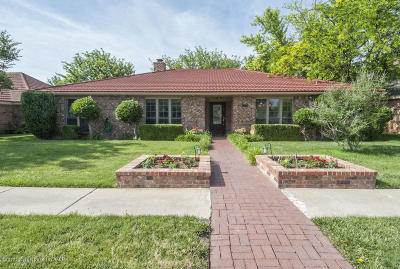 Randall County Single Family Home For Sale: 7607 Poppin Ln