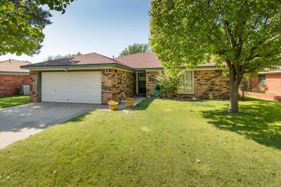 Amarillo Single Family Home For Sale: 7610 Canode Dr