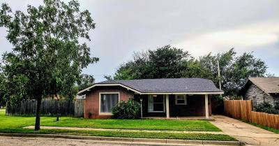 Amarillo Single Family Home For Sale: 302 Prospect S St
