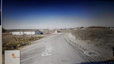 Amarillo Residential Lots & Land For Sale: 9911 Plaudit Trl