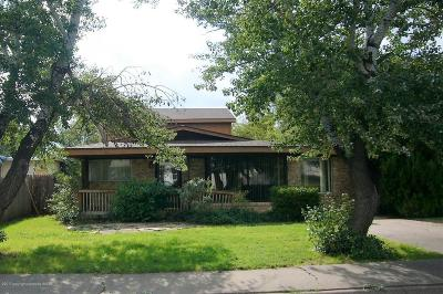 Amarillo Single Family Home For Sale: 2132 Fairfield St