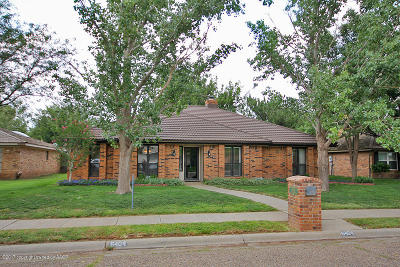 Randall County Single Family Home For Sale: 6404 Hyde Pkwy